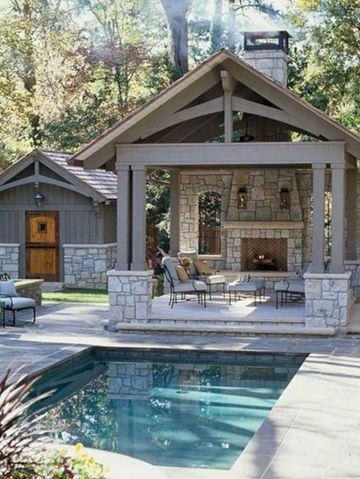 diseños de albercas pequeñas para patios