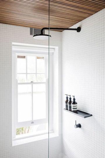 estantes para dentro ducha minimalista