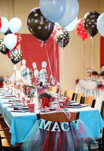 fiestas tematicas para boliches para niños