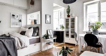 imagenes de apartamentos pequeños para una persona