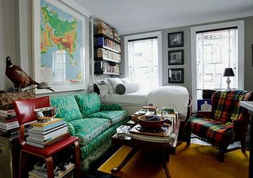 imagenes de apartamentos pequeños tipo estudio