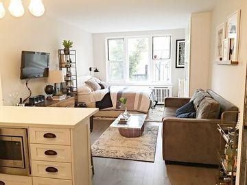 imagenes de apartamentos pequeños un solo ambiente