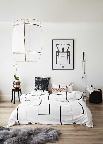 lamparas para dormitorios matrimoniales grandes