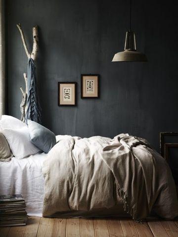 lamparas para dormitorios matrimoniales retro