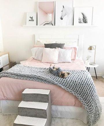 modelos de cuartos para señoritas sencillas