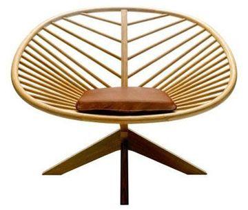 modelos de sillas de madera modernas y hermosas