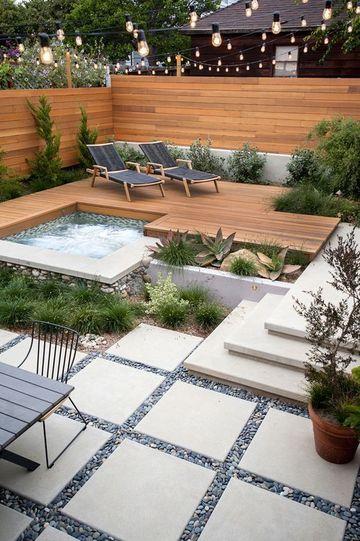 piscinas pequeñas para terrazas reducidas