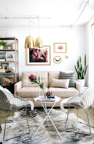 sillones para departamentos pequeños economicos
