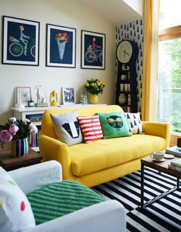 sillones para departamentos pequeños modernos