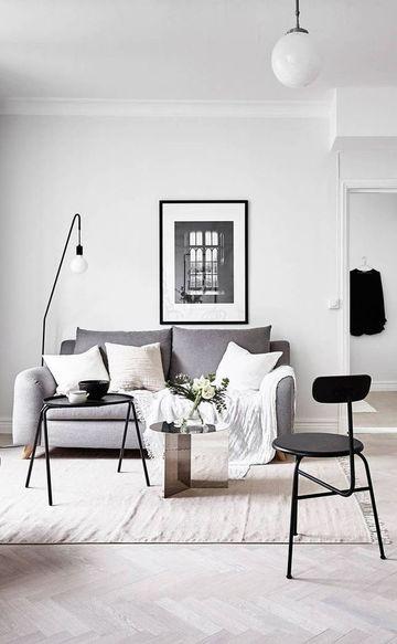 decoracion de salas minimalistas economicas