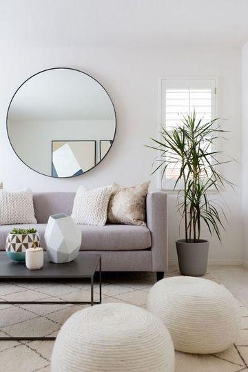 decoracion de salas minimalistas pequeñas