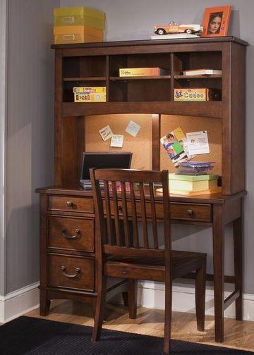 diseños de escritorios juveniles clasicos