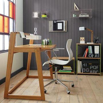 diseños de escritorios juveniles modernos