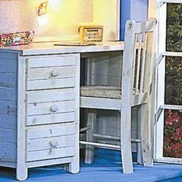 diseños de escritorios juveniles rusticos