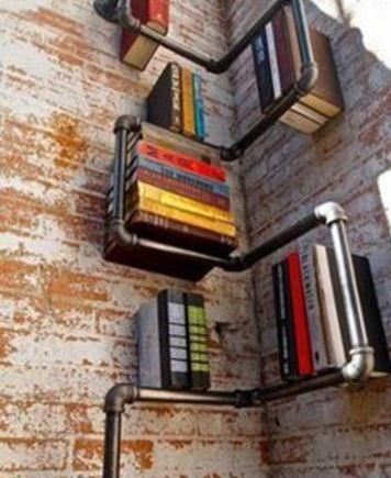 estanterias modernas para libros economicas