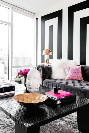 ideas para decorar paredes de salon elegantes