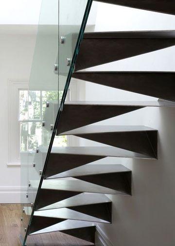imagenes de escaleras modernas para casas