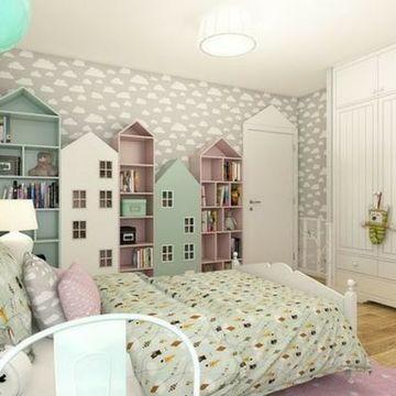 imagenes de repisas de madera para cuartos hermosas