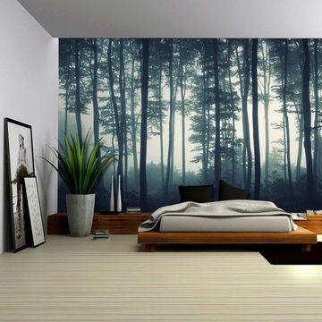 murales de paisajes para pared de habitacion