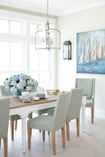 sillas para comedor moderno elegante