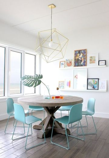 sillas para comedor moderno
