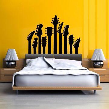 vinilos decorativos para dormitorios de joven