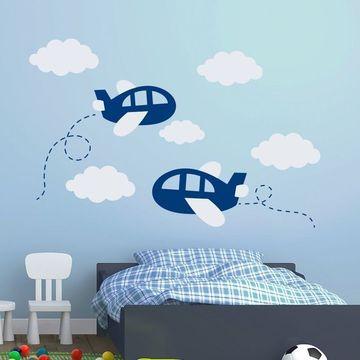 vinilos decorativos para dormitorios de niño
