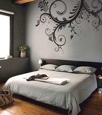 ambientales vinilos decorativos para dormitorios como
