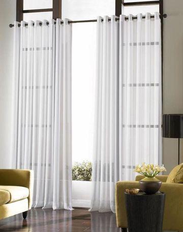 cortinas de salon modernas elegantes
