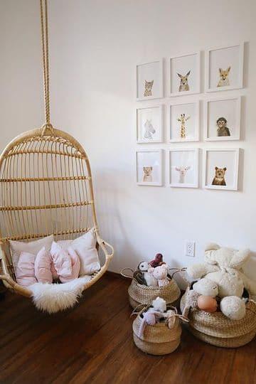cuadros de habitacion para bebe varon