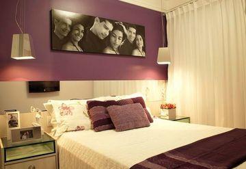cuadros para decorar dormitorios matrimoniales