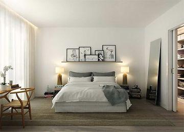 cuadros para decorar dormitorios modernos
