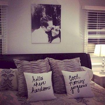 cuadros para dormitorios de matrimonio con foto