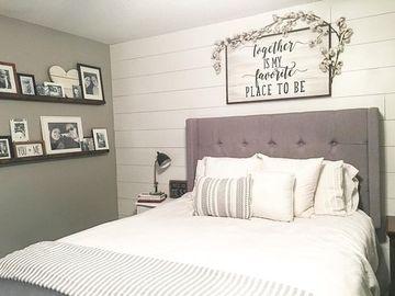 cuadros para dormitorios de matrimonio romanticos