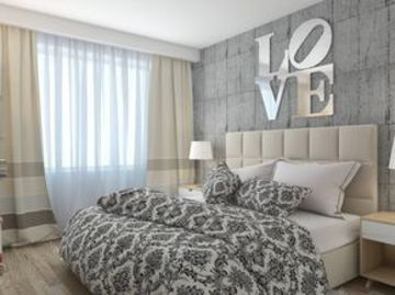 cuadros para habitacion matrimonial modernos