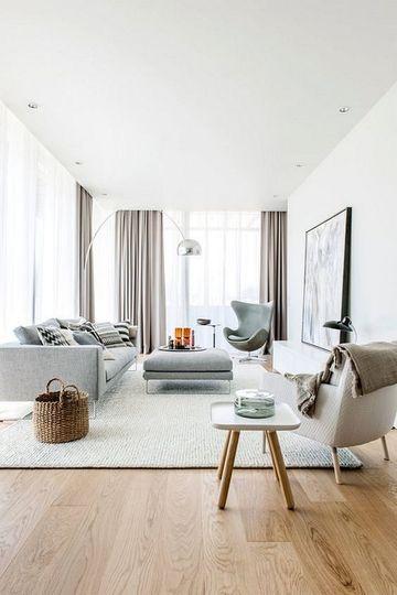 decoracion de casas minimalistas y modernas