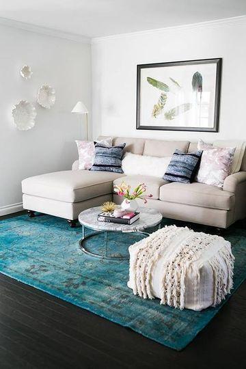 diseños de muebles de sala pequeña