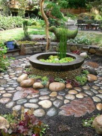 Originales y versatiles ideas para patios y jardines for Ideas para arreglar un patio