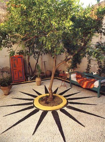 ideas para patios y jardines pequeños