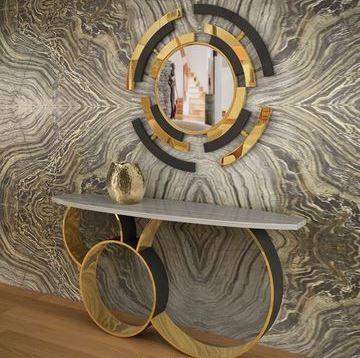 marcos para espejos modernos y elegantes