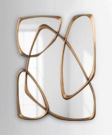marcos para espejos modernos y sencillos