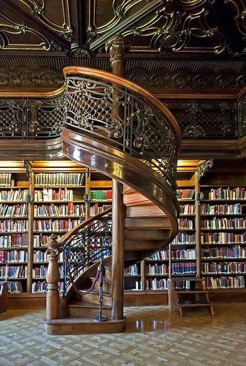 modelos de escaleras de caracol clasicas