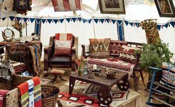 muebles de sala rusticos decoracion de montaña