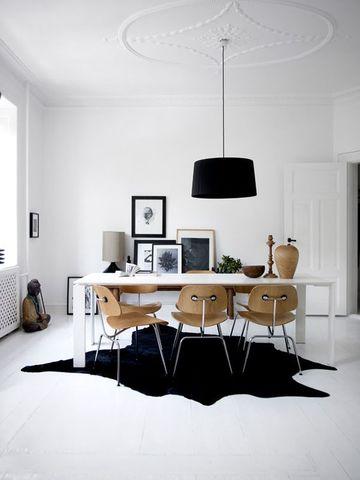 muebles para comedor modernos sencillos