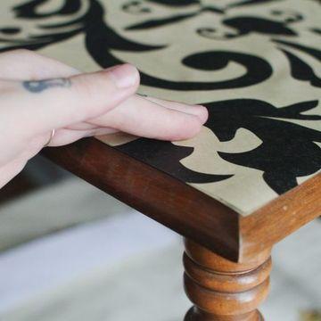 papel para decorar muebles sencillos de utilizar