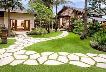 pisos para patios y jardines exteriores