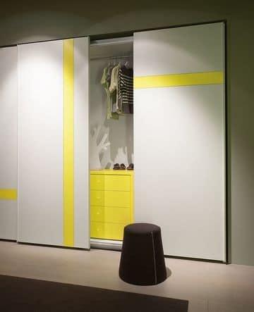 armarios modernos para dormitorios minimalistas