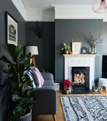colores para pintar mi sala en grises