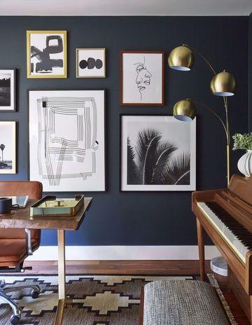 colores para pintar mi sala en tonos obscuros