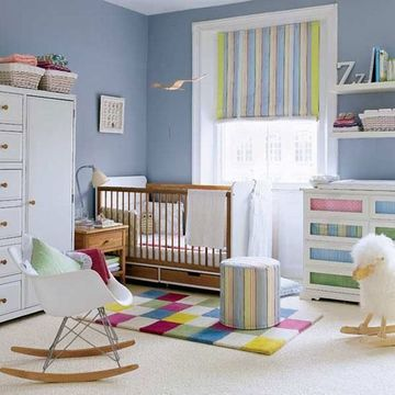 como decorar una habitacion infantil colorida